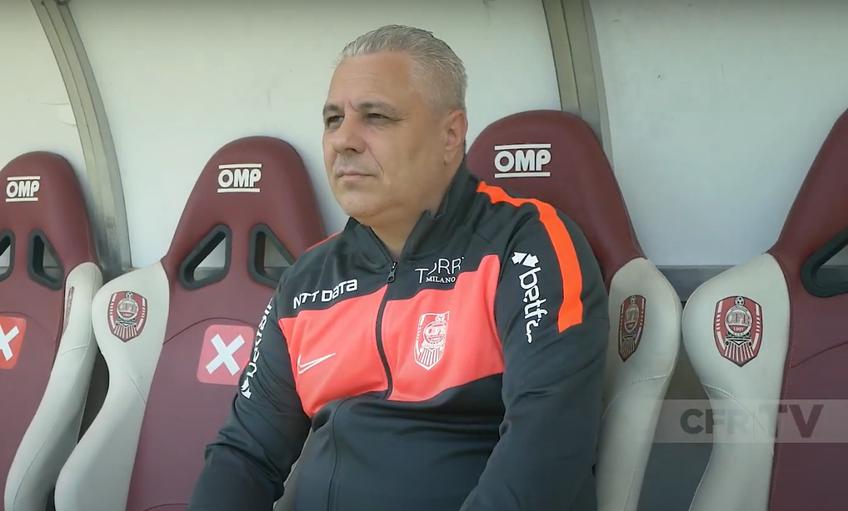 CFR Cluj - CSU Craiova, Supercupa României » Marius Șumudică avea alte așteptări