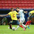 Lionel Messi a fost la un nivel ridicat pe parcursul Copei America // foto: Guliver/gettyimages