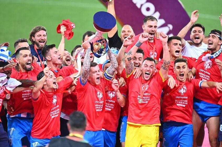 Craiova câștigă prima ei Supercupă
