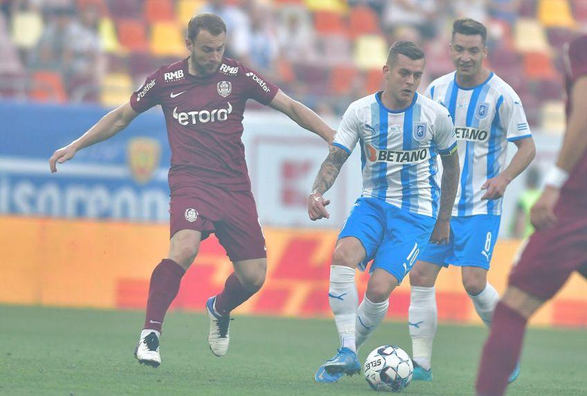 CS Universitatea Craiova este supercampioana României, după 0-0 în timpul efectiv de joc cu CFR Cluj și 4-2 la lovituri de departajare.