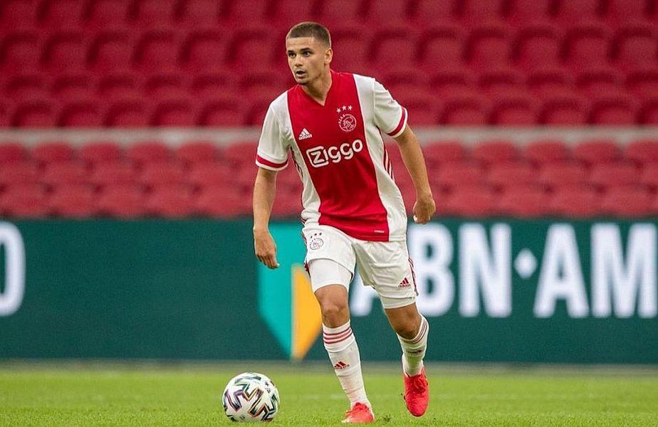 Răzvan Marin ar putea pleca de la Ajax