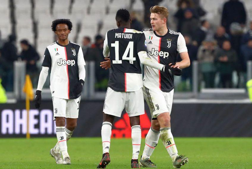 Blaise Matuidi va părăsi Juventus // foto: Guliver/gettyimages