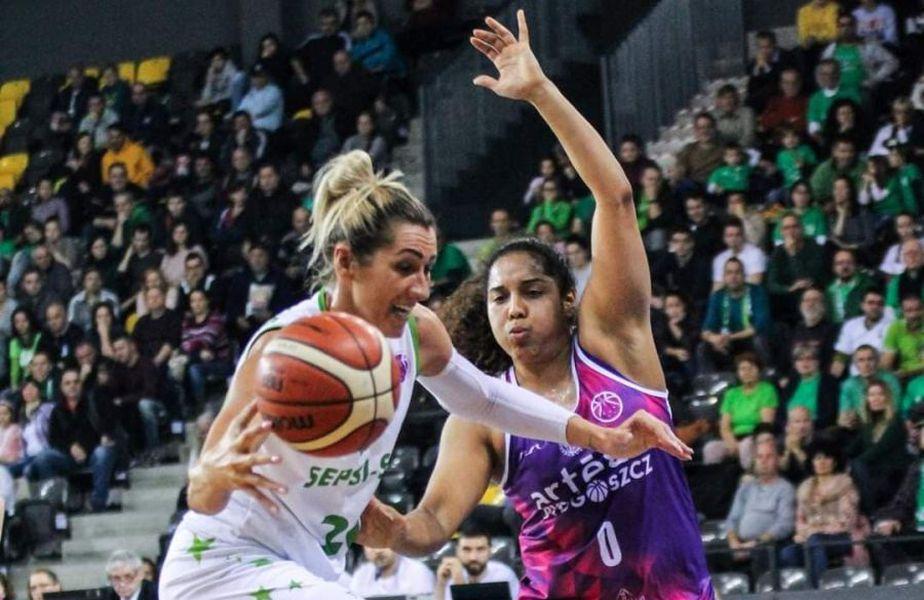 Înscrisă în premieră în cea mai importantă competiție europeană de baschet feminin la nivel de cluburi, Sepsi SIC Sfântu Gheorghe va avea o misiune dificilă pentru a pătrunde în grupe.