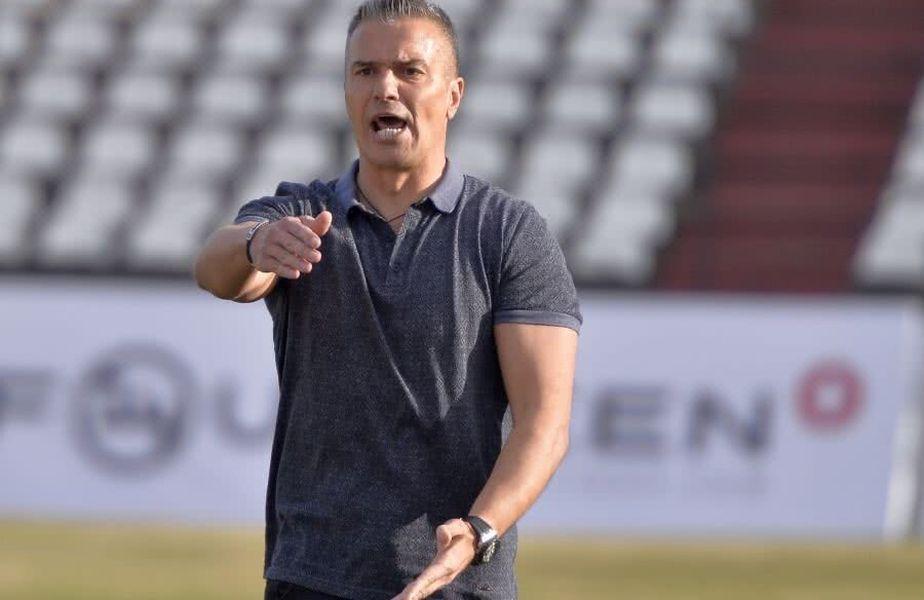 Rapid a anunțat despărțirea oficială de președintele Daniel Pancu (42 de ani) și i-a urat succes la noua echipă, Poli Iași.