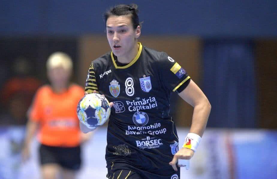Cristina Neagu își dorește să câștige Liga și cu o echipă din România