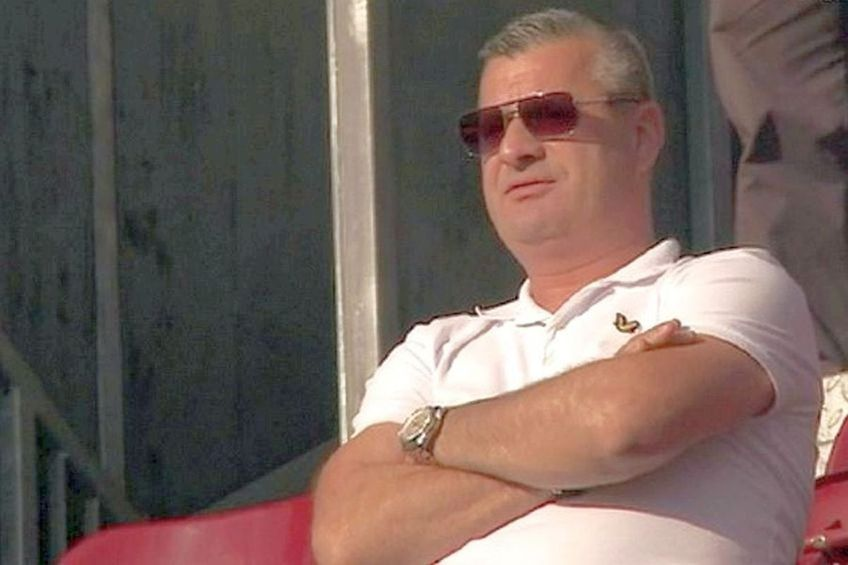 Nelu Varga, principalul finanțator de la CFR Cluj