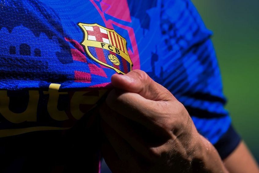Nike produce kiturile Barcelonei din 1998, foto: Gulliver/getyimages