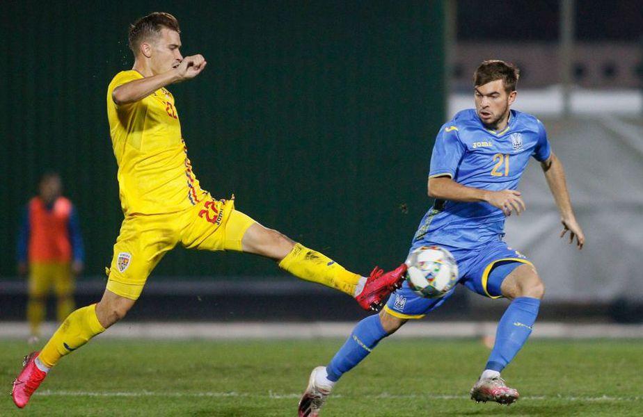 Ion Crăciunescu, 70 de ani, s-a pronunțat în privința penalty-ului care a decis meciul Ucraina U21 - România U21 1-0 din preliminariile Euro 2021.