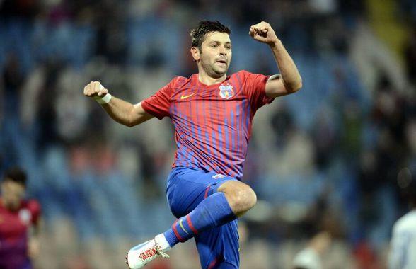 OFICIAL Raul Rusescu a semnat! Se întoarce în Liga 1 după un an și jumătate