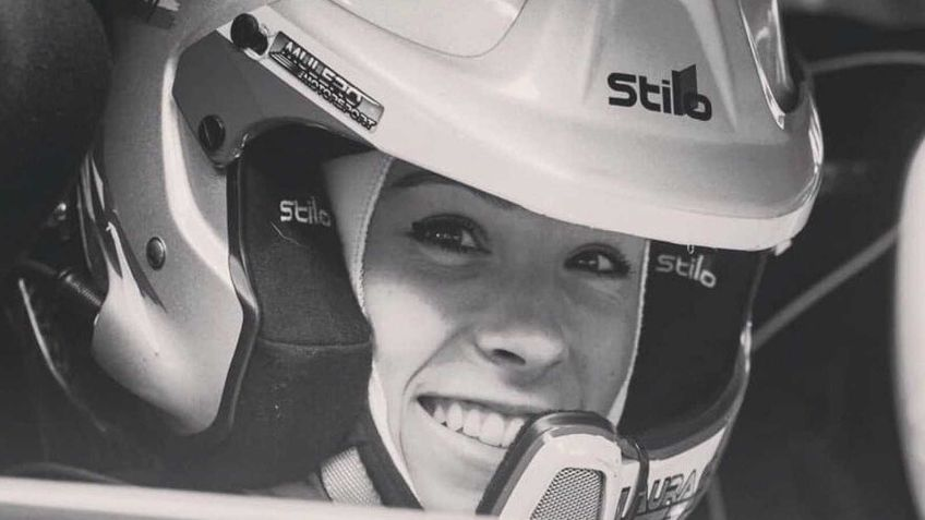 Laura Salvo, copilotul lui Miguel Socias, a fost victima unui accident mortal înRaliul Vidreiro