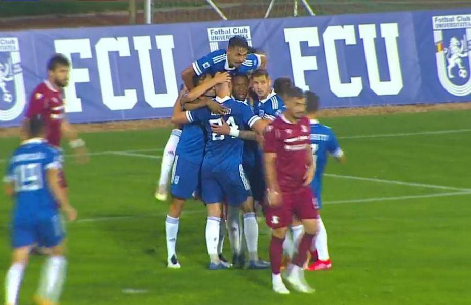 FC U Craiova 1948 și Rapid se întâlnesc astăzi, de la ora 20:45, în derby-ul etapei cu numărul 7 din Liga 1.