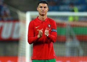 """Ronaldo luptă singur cu recordurile la națională » Selecții, goluri, toate sunt ale lui! """"Sunt mândru"""" thumbnail"""