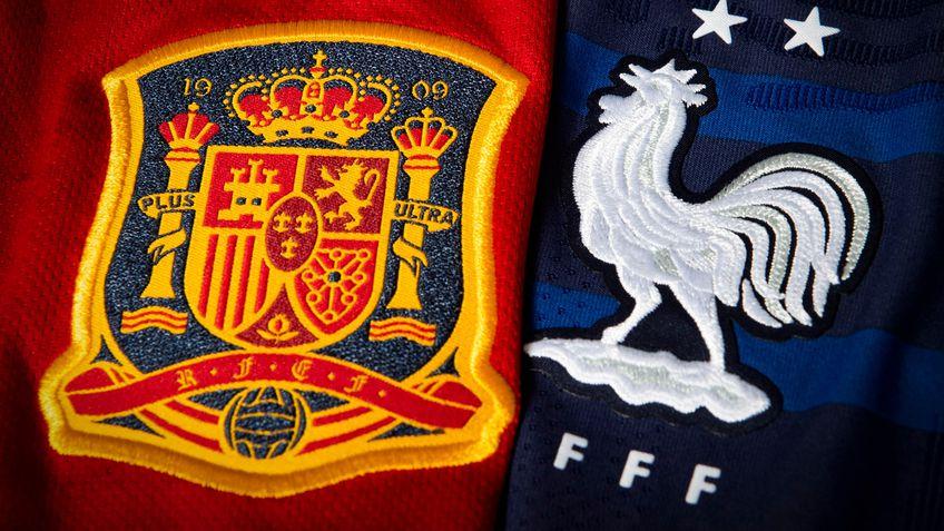 Spania - Franța, finala Ligii Națiunilor // sursă foto: uefa.com
