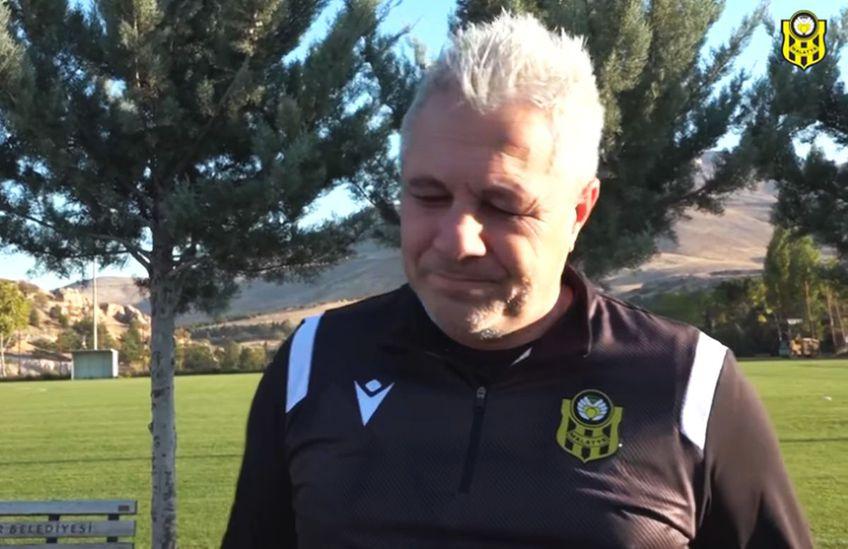 Marius Șumudică a pierdut primul meci la noua formație. Yeni Malatyaspor a fost învinsă de Gaziantep, scor 0-1, într-un amical.