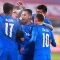 CS U Craiova ocupă a doua poziție în Liga 1
