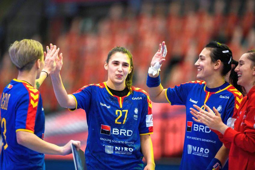 Naționala de handbal feminin debutează astăzi în grupa principală de la EURO 2020. foto: Imago
