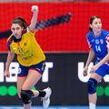 Pivotul Lorena Ostase (23 de ani) a marcat un gol senzațional în prima repriză a partidei dintre România și Croația, prima din grupa principală de la Campionatul European de handbal feminin.