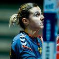 Iulia Dumanska se roagă la Divinitate. Fără succes însă FOTO Stanko Gruden / kolektiffimages