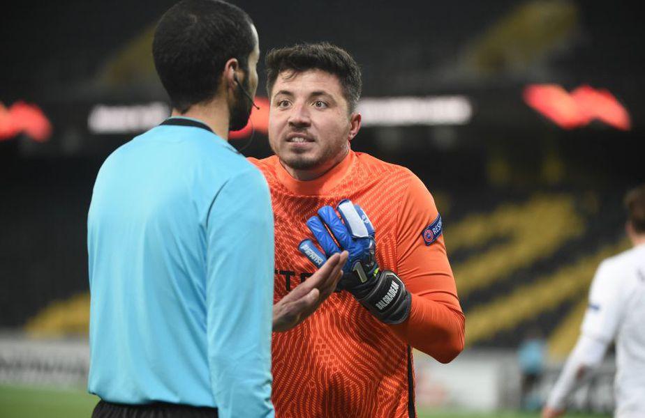 CFR Cluj a pierdut cu Young Boys Berna, scor 1-2, și a ratat calificarea în primăvara europeană. Ștefan Gadola, acționar minoritar la campioana României, consideră că arbitrul Benoît Bastien a influențat soarta poartei.
