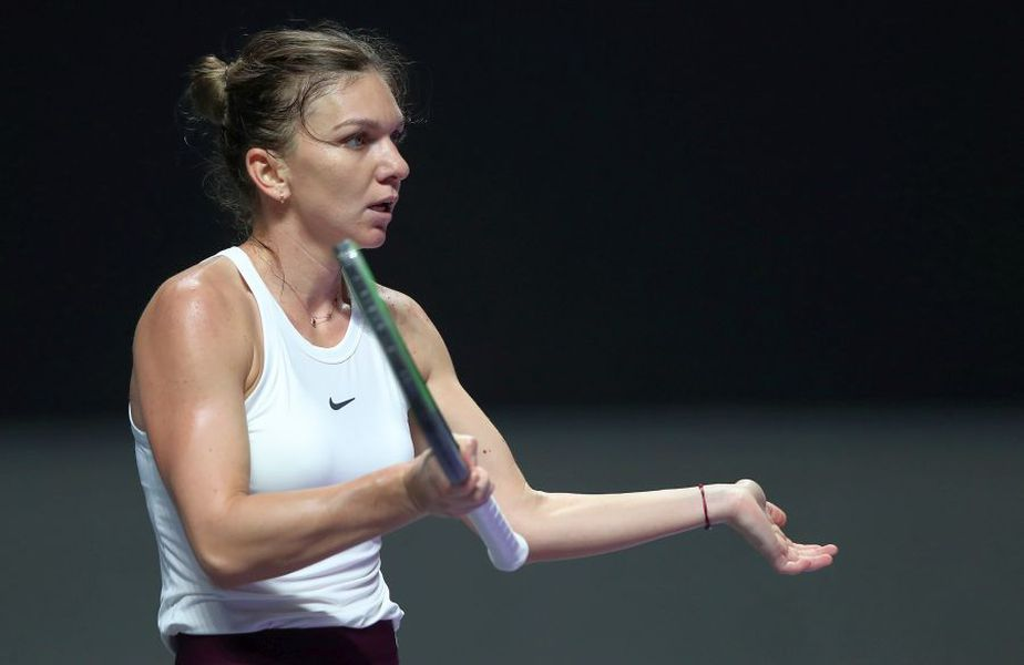 Simona Halep / foto: Guliver/Getty Images
