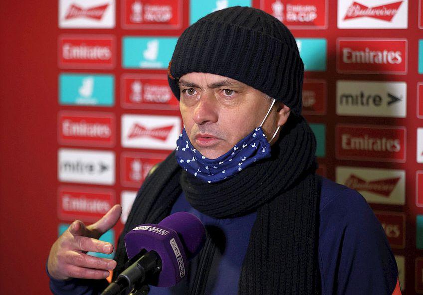 Jose Mourinho // FOTO:Imago