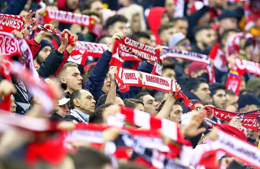 Fanii lui Dinamo sunt singurii care susțin financiar clubul în prezent