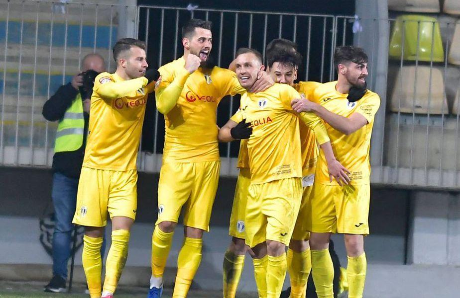 """""""Optimile"""" Cupei României au produs o serie de surprize, 4 echipe din eșalonul secund reușind să acceadă în sferturile de finală ale competiției."""