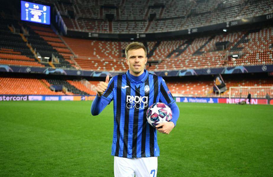 Josip Iličici a contribuit la 7 din ultimele 10 goluri ale Atalantei, cu 5 reuşite şi 2 assisturi