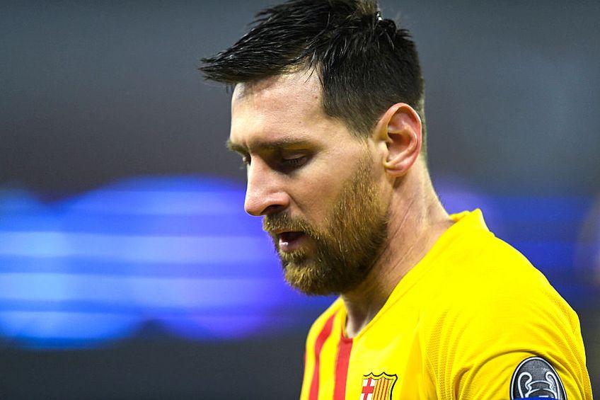 Leo Messi // FOTO: Imago