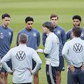 Joachim Löw a anunțat că renunță după turneul final din vară, așa că la meciul retur din Germania tricolorii vor da piept cu un alt selecționer // FOTO: Guliver/GettyImages