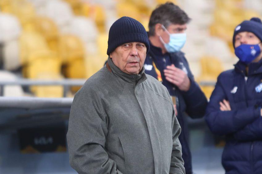 Mircea Lucescu, după eșecul cu Villarreal / FOTO: Facebook @Dinamo Kiev