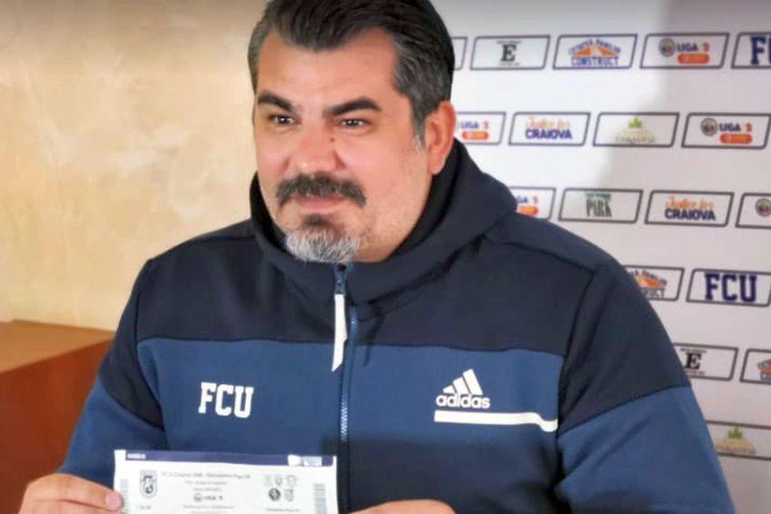 FC U Craiova atacă promvoarea în prima ligă. Sursă foto: editie.ro