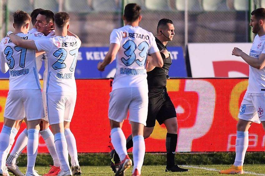 Florin Tănase e principalul marcator al FCSB-ului în acest sezon. FOTO: Raed Krishan