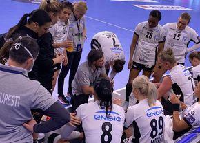 Mai dramatic nu se putea! CSM București ratează calificarea în Final Four-ul Ligii Campionilor, după o repriză secundă foarte slabă
