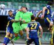 Ștefan Radu, assist în Verona - Lazio / FOTO: GettyImages