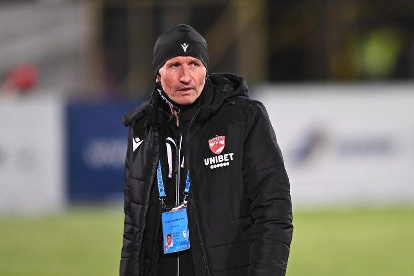Gigi Mulțescu a anunțat în urma eșecului suferit de Dinamo cu Clinceni, scor 1-3,  că e dispus să renunțe la post. Rezultatele dezastruoase nu constituie singurul motiv pentru care antrenorul e decepționat.
