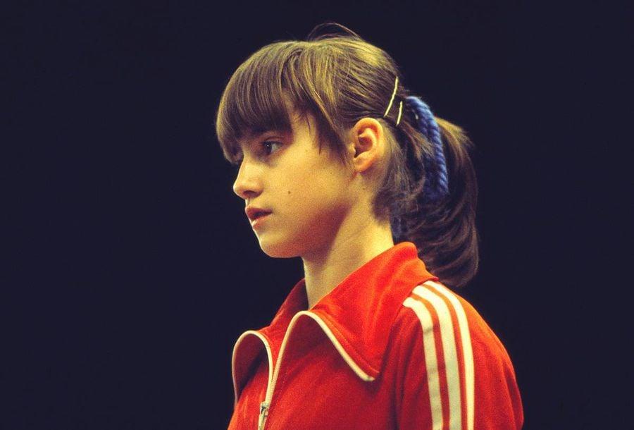 Nadia a început gimnastica la vârsta de 5 ani, fiind selecționată de antrenorul Marcel Duncan și legitimată la AS Flacăra Onești FOTO Imago
