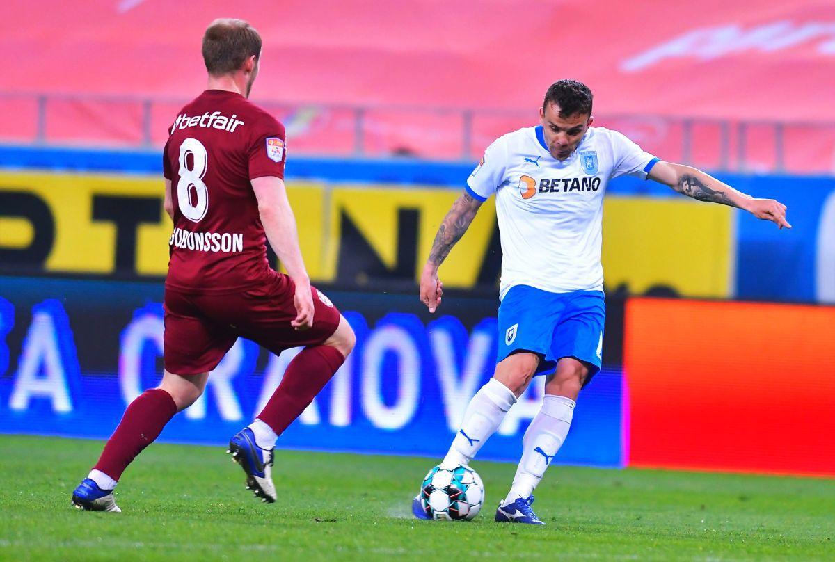 Craiova și CFR Cluj, remiză pentru FCSB! Clasamentul la startul play-off-ului