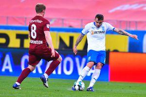 """Zero barat » Craiova și CFR Cluj au nimerit doar stâlpii porților de pe """"Oblemenco"""". Cronica + clasamentul înjumătățit din play-off"""