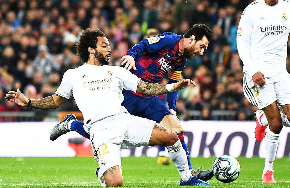 Barcelona și Real Madrid sunt gata să reia lupta din La Liga // FOTO: Guliver/GettyImages