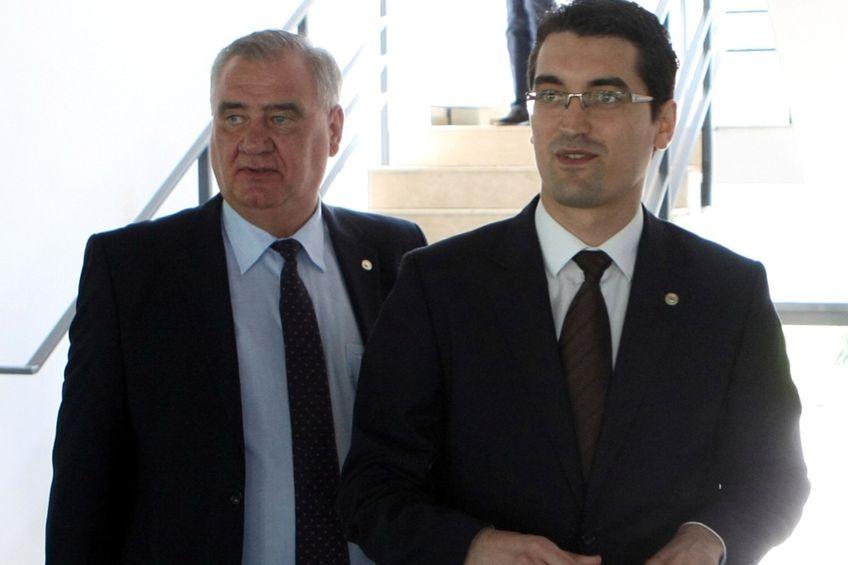 Patronul Progresului Spartac a declarat că Gheorghe Chivorchian ar conduce CSM Slatina.