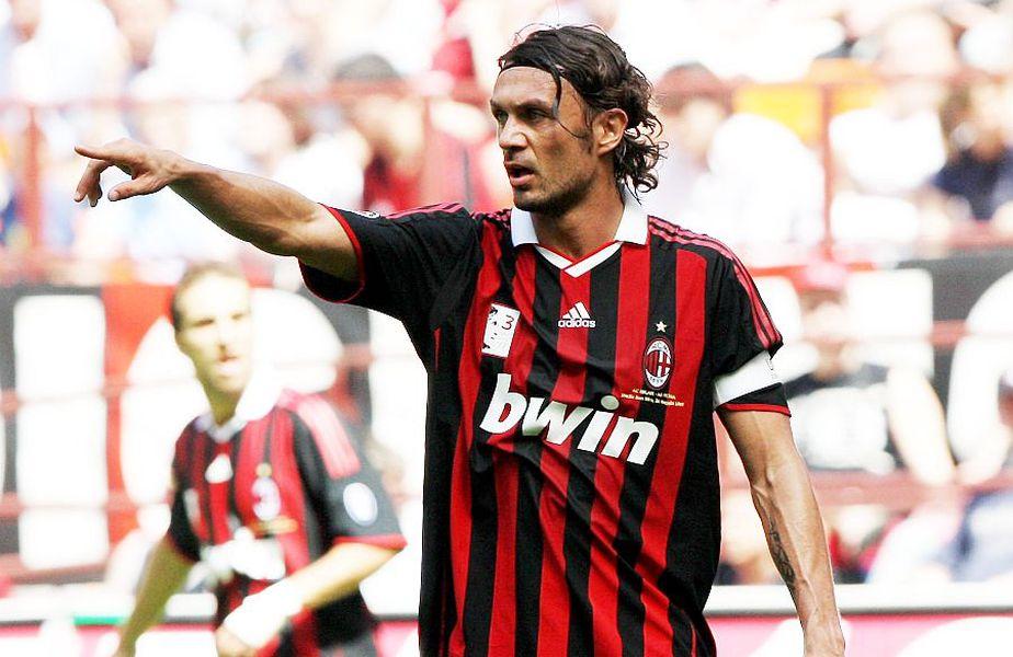 Paolo Maldini l-a atacat pe Ralf Rangnick