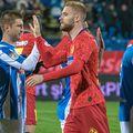 Andrei Cristea, unul dintre fotbaliștii români care beneficiază de noul fond creat de FIFA