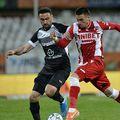 Mihaiu și compania au obținut sâmbătă a patra victorie consecutivă, 2-0 cu Hermannstadt // FOTO: Cristi Preda