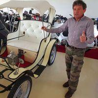 30.000 € pentru mașina Nadiei