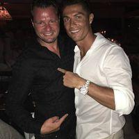 Ronaldo-i frate cu românul