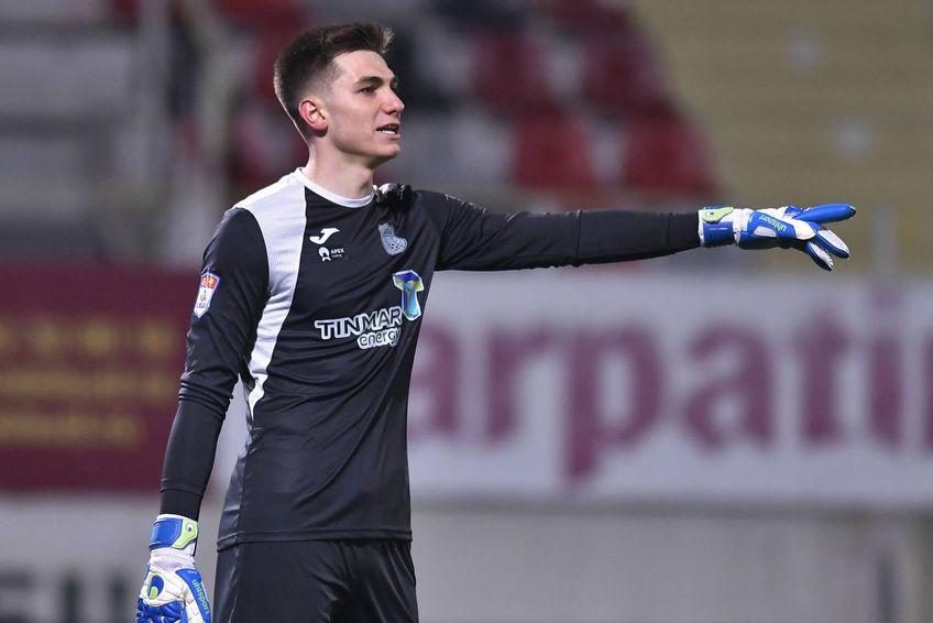Astra s-a calificat în finala Cupei României, după ce a eliminat-o pe Dinamo în semifinale. Mihai Popa (20 de ani), portarul giurgiuvenilor, a fost decisiv în ecuația partidei.