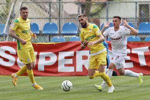 CS Mioveni și Dunărea Călărași, egal care o ajută pe Rapid! Cum arată clasamentul din play-off-ul Ligii 2