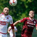 """Dinamo și Rapid au jucat un meci amical pe 4 iunie (1-0 pentru """"câini"""")"""