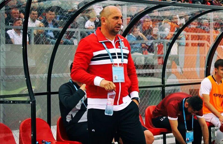 Antrenorului Vasile Miriuță îi expiră înțelegerea cu Hermannstadt pe 30 iunie
